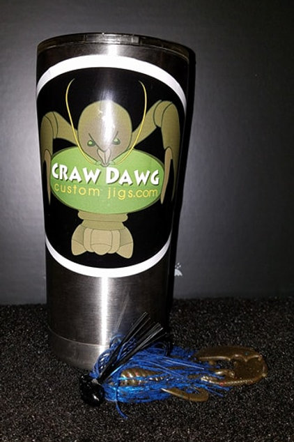 CRAW DAWG TUMBLER