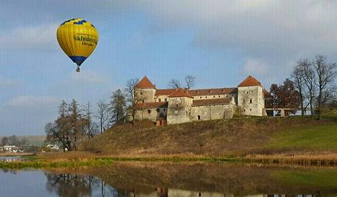 Замок Олесько