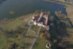 Політ над Олеським замком на повітряній кулі