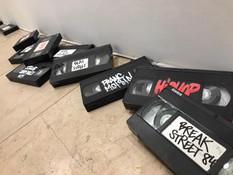 Cassettes archives
