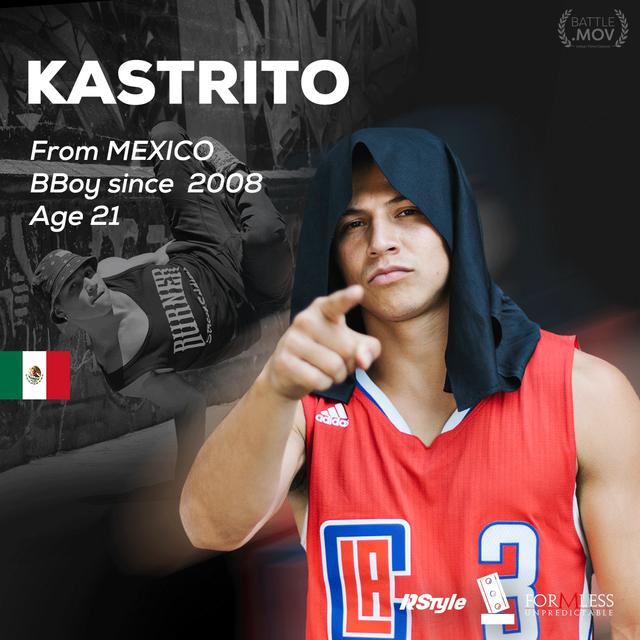 bboy Kastrito