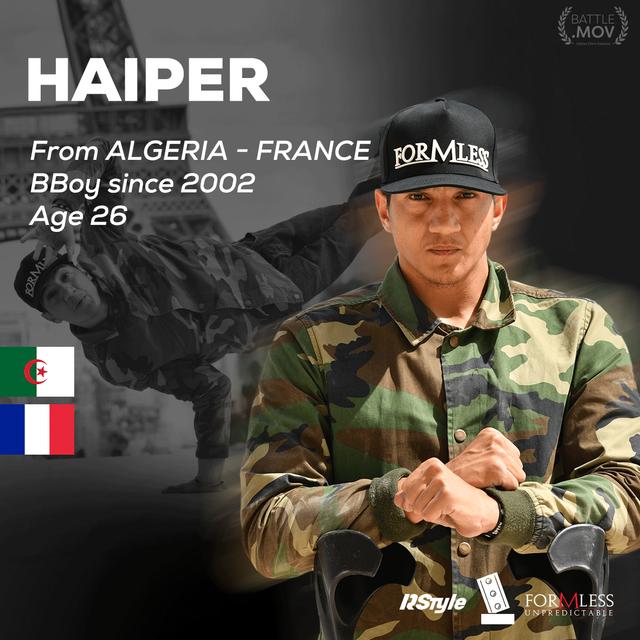 bboy Haiper