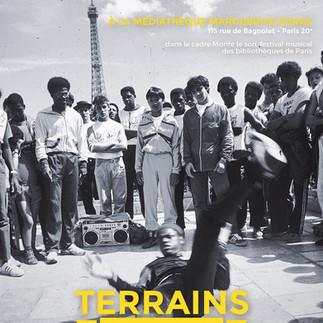 Terrains Vagues, les lieux mythiques du hip hop à Paris
