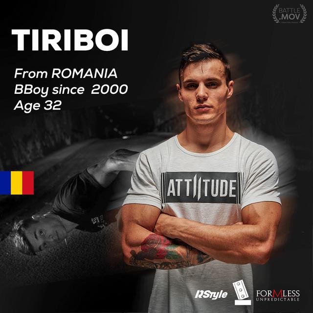 bboy Tiriboi