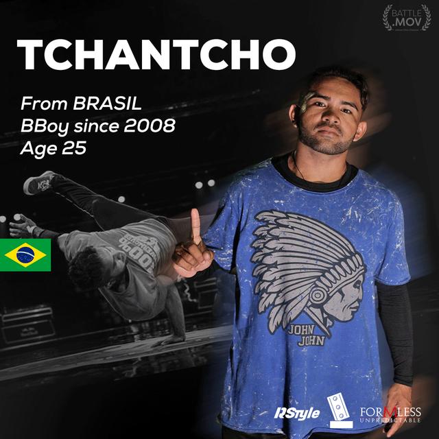 bboy Tchantcho