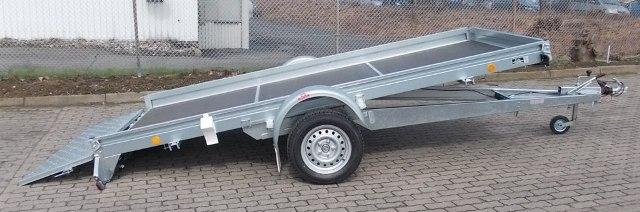 mietlift.ch Pongratz L-PAT 365/18 G abkippbar.Anhänger-Center Räterschen