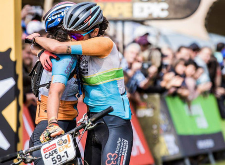 The ALL Women Team Dynamic: What makes racing in a women's team different.