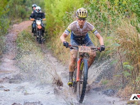 SA XC Womens Marathon Champs - Robyn de Groot secures a 6th national title.