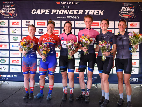 The 2019 Cape Pioneer Trek - Ladies Race Update