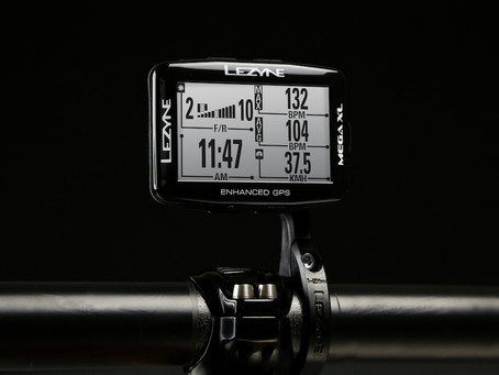 Lezyne launch the new Mega GPS – The Best Cycling GPS yet?
