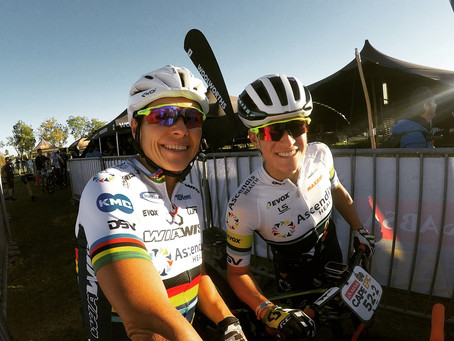 2018 ABSA Cape Epic Stage 5 - Short Sharp and EPIC
