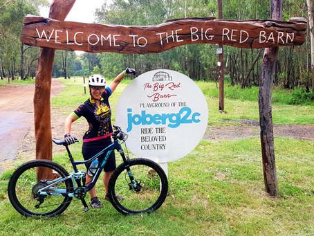 #myjoberg2c - One Women's Journey to 9 Days of Mountain Biking Adventure.