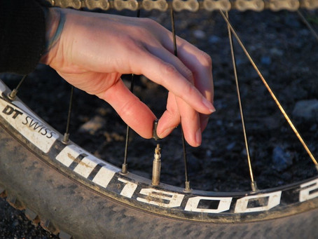 HOW TO FIND THE PERFECT TYRE PRESSURE