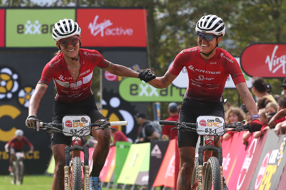 Absa Cape Epic Ariane Luthi