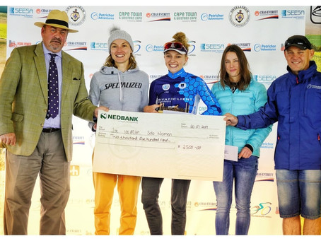 Posthumus and Webb Win 2019 Chas Everitt Around The Pot - Overberg 100Miler - Presented by SEESA