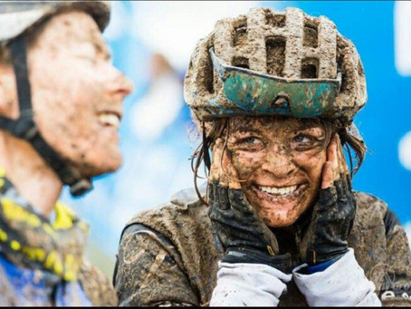 Amy Beth McDougall - The Pocket Rocket of South African Mountain Biking