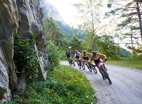 Specialized – Racing Secure Second Swiss Epic Stage Win