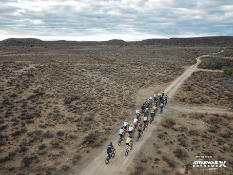 SPIRIT OF SOUTH AFRICA'S TOUGHEST EXTREME ONE-DAY MOUNTAIN BIKE RACE - Attakwas 2019