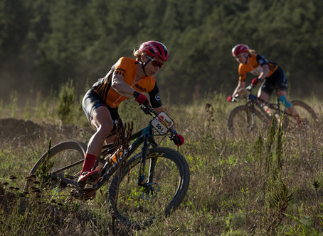 2020 Absa Cape Epic Women's Field: Orange on the line at the 2020 Absa Cape Epic