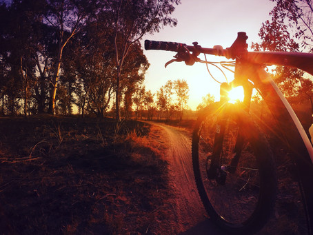Mindfulness and Cycling go together