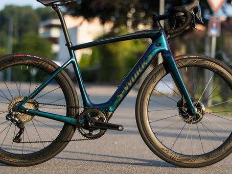 NEW GEAR: Specialized's Turbo Creo SL E-Bike is a marvel of technology, with a price tag to match.