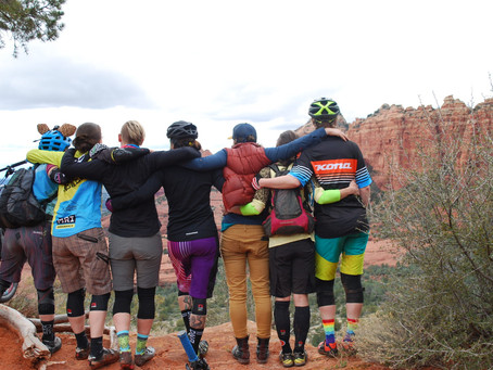 Four things roadies can learn from mountain bikers