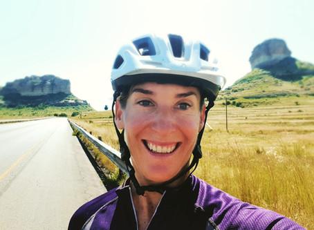 #myjoberg2c - One Women's Journey to 9 Days of Mountain Biking Adventure. Week 7