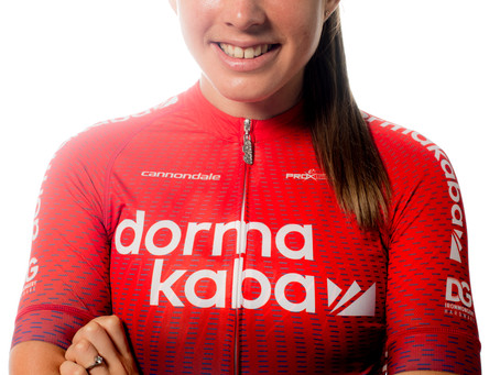 Team Dormakaba's Candice Lill ready for Epic following Tankwa title