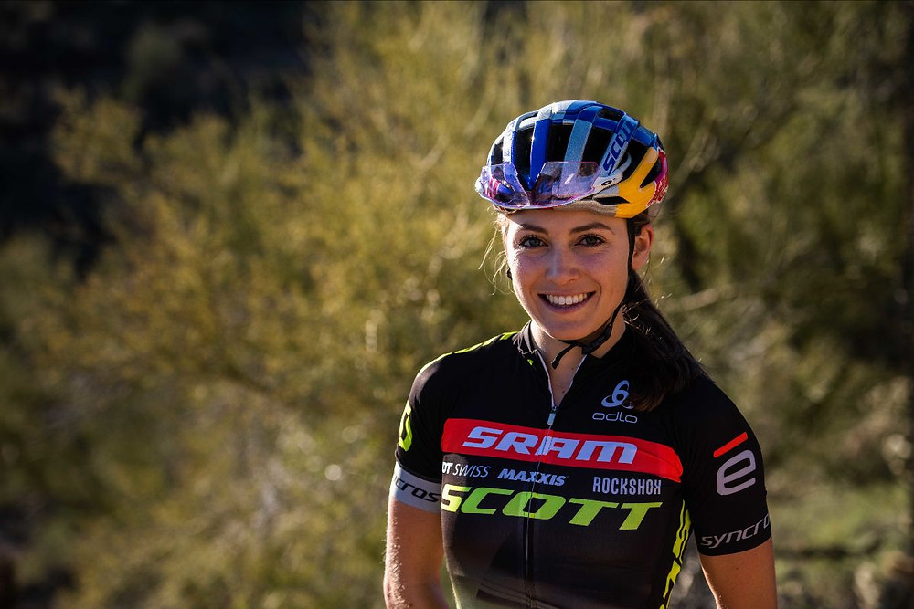 Kate Courtney SCOTT-SRAM MTB Racing