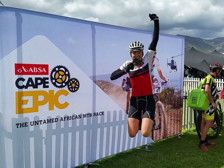 RIDER REVIEW : Taming the Untamed – My ABSA Cape Epic Week!