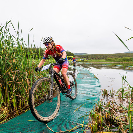 Ladies field on fire for the 2021 KAP sani2c
