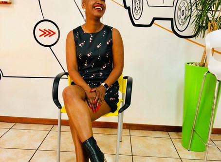 Women Who Are Changing Sport: INTRODUCING LUNGI HLELA