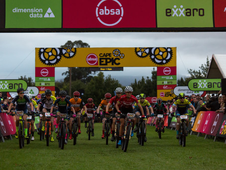 Absa Cape Epic - Stage 3 & 4 - Women's Wrap