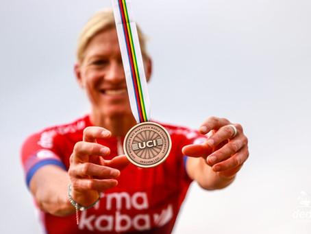 MTB Marathon World Champs in Turkey beckons for dormakaba's de Groot