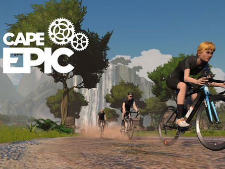 Zwift Partners with Absa Cape Epic with new group workout series.