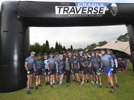 Glacier Cradle Traverse Postponed to October due to Covid-19