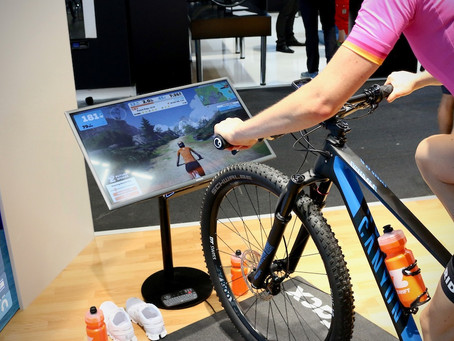 Zwift Goes Virtual Mountain Biking, Offers Steering - Eurobike 2019
