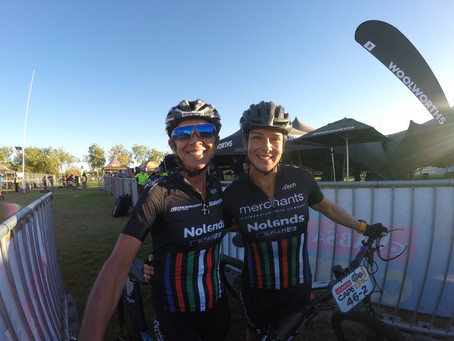 Hannele Steyn - The last Lioness: ABSA CAPE EPIC 2019: No 16 and my 16th one