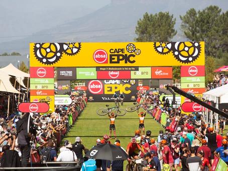 Absa Cape Epic - Women's Wrap Stage 5,6 & 7