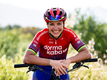German cycling great joins team dormakaba