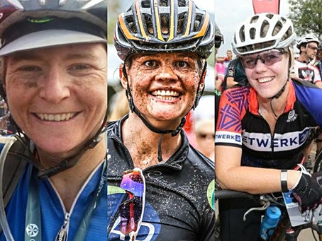 2018 ABSA Cape Epic: Q&A - The Newbie, A Second Chance & The Riding Reporter.