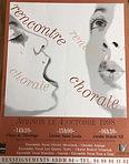 1998  D  octobre rencontre chorales Avig
