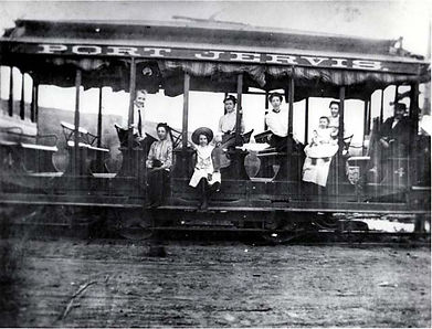 Port Jervis Trolley