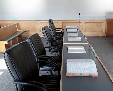 City Council Desk