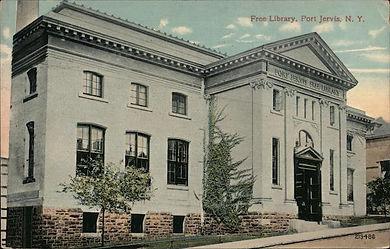 Historic Library Photo