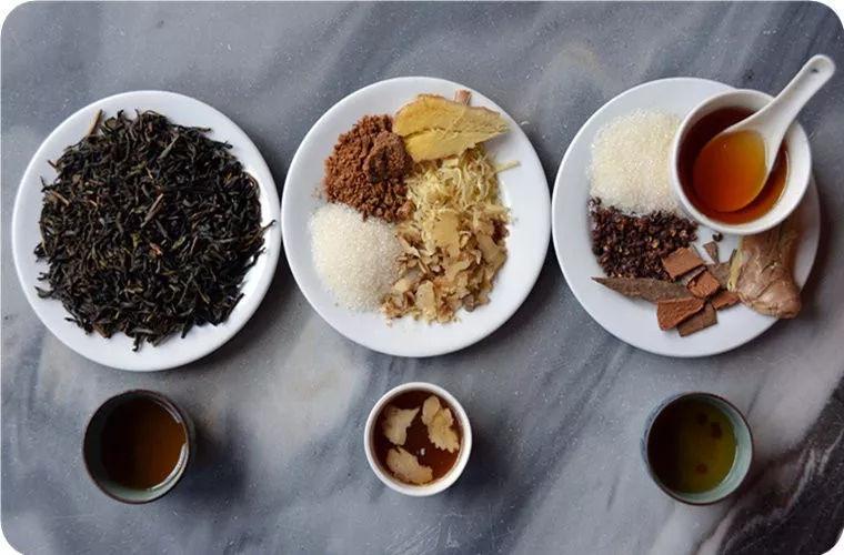 three-course tea of Bai people in Yunnan
