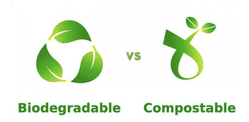 biodegradable vs compostable packaging