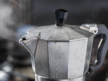 How to Prepare Stove Top Espresso (Moka Pot)