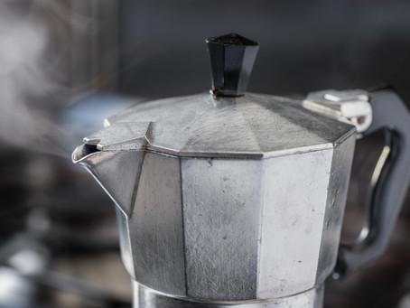 How to Prepare Stove Top Espresso (Moka Pot)
