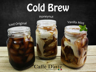 Cold Brew 3 Drinks - 2019